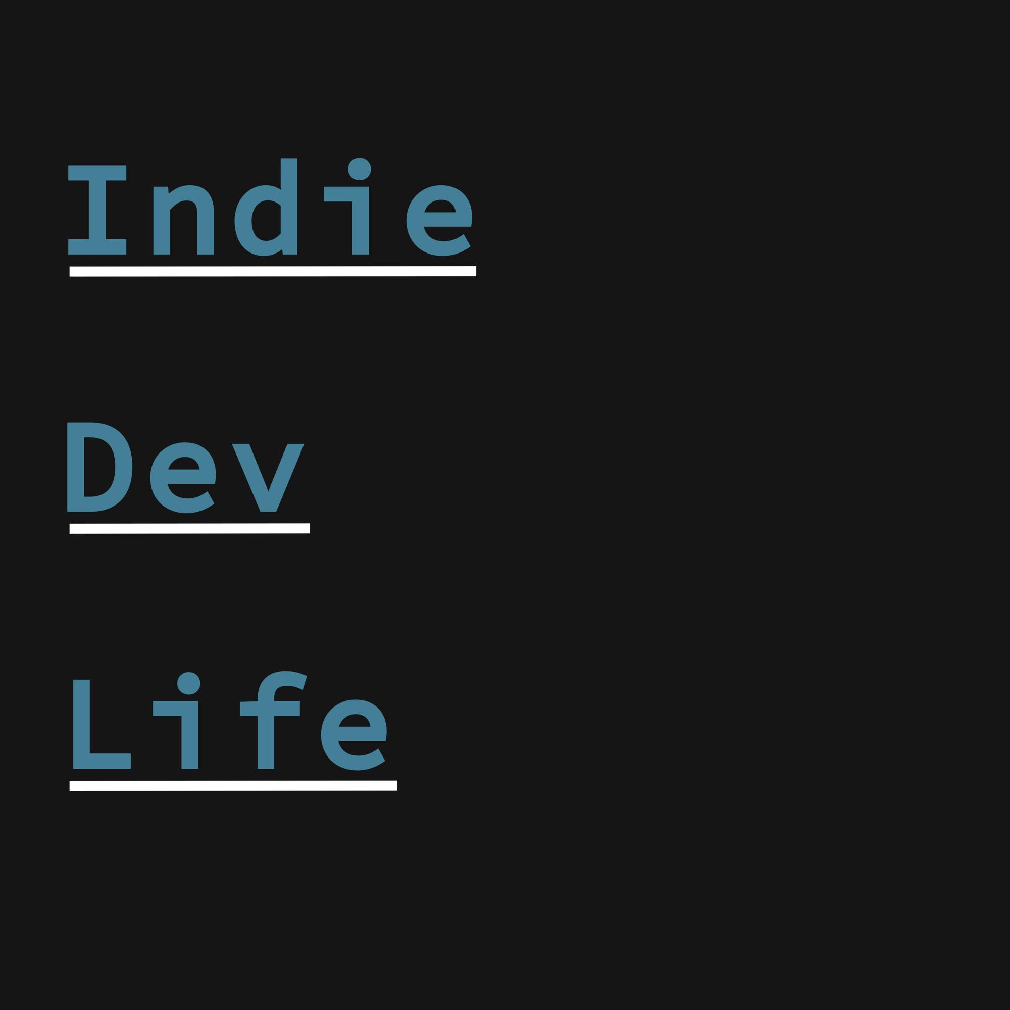 Indie Dev Life